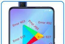 Xiaomi Mi 9T Pro Google Play hataları
