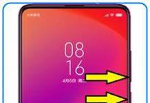 Xiaomi Mi 9T ekran görüntüsü