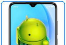 Xiaomi Mi CC9 Android sürümü