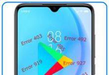 Xiaomi Mi CC9 Google Play hataları