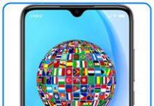 Xiaomi Mi CC9 dil değiştirme