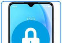Xiaomi Mi CC9 ekran kilidi