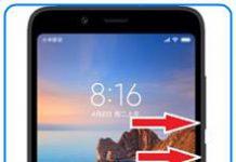Xiaomi Redmi 7A ekran görüntüsü