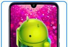 Xiaomi Redmi Y3 Android sürümü