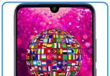 Xiaomi Redmi Y3 dil değiştirme