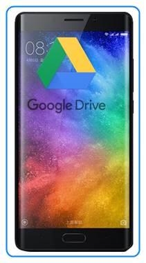 Xiaomi Mi Note 2 dosyaları Google Drive'a yedekleme