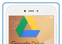 Xiaomi Redmi Note 5A dosyaları Google Drive'a yedekleme