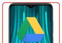 Xiaomi Redmi Note 8 Pro dosyaları Google Drive'a yedekleme
