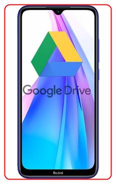 Xiaomi Redmi Note 8T dosyaları Google Drive'a yedekleme