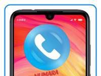 Xiaomi Redmi Note 7 numara gizleme