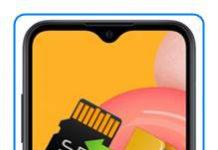 Samsung Galaxy A01 dosyaları SD karta taşıma