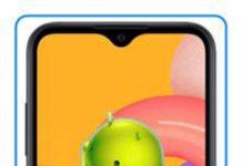 Samsung Galaxy A01 güncelleme