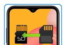 Samsung Galaxy A01 Uygulamaları SD Kartına Taşıma