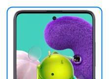 Samsung Galaxy A51 Android sürümü