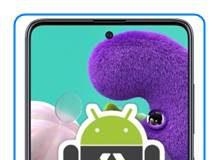 Samsung Galaxy A51 geliştirici seçenekleri