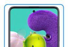 Samsung Galaxy A51 güncelleme