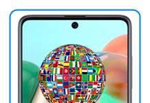 Samsung Galaxy A71 dil değiştirme