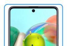 Samsung Galaxy A71 güncelleme