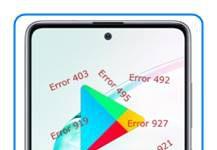 Samsung Galaxy Note 10 Lite Google Play hataları