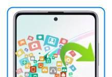 Samsung Galaxy Note 10 Lite veri yedekleme