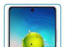 Samsung Galaxy S10 Lite Android sürümü