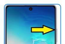Samsung Galaxy S10 Lite format atma