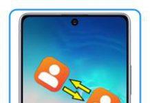 Samsung Galaxy S10 Lite rehberi aktarma