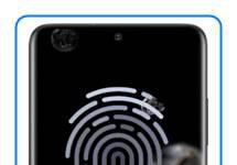 Samsung Galaxy S20 Ultra parmak izi ekleme