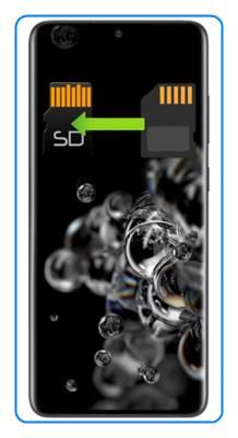 Samsung Galaxy S20 Ultra uygulamaları SD kartına taşıma