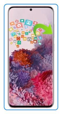 Samsung Galaxy S20 veri yedekleme