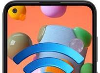 Samsung Galaxy A11 ağ ayarları sıfırlama