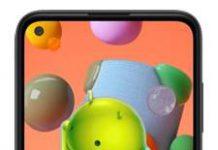 Samsung Galaxy A11 fabrika ayarları sıfırlama
