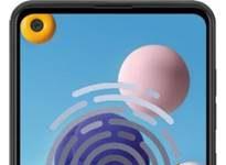 Samsung Galaxy A21 parmak izi ekleme