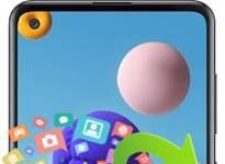 Samsung Galaxy A21s veri yedekleme