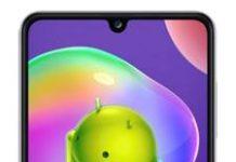 Samsung Galaxy A31 fabrika ayarları sıfırlama