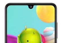 Samsung Galaxy A41 fabrika ayarları sıfırlama
