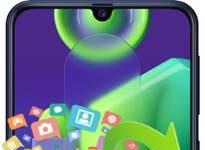 Samsung Galaxy M21 veri yedekleme
