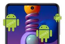 Samsung Galaxy M51 Kodlar