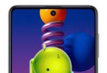 Samsung Galaxy M51 fabrika ayarları sıfırlama