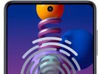 Samsung Galaxy M51 parmak izi ekleme