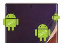 Samsung Galaxy Note 20 Ultra Kodlar