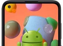 Samsung Galaxy A11 Android sürümü