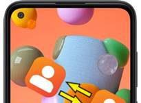 Samsung Galaxy A11 rehberi aktarma