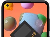 Samsung Galaxy A11 SD kart biçimlendirme