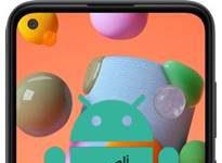 Samsung Galaxy A11 güvenli mod