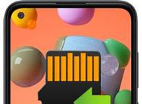 Samsung Galaxy A11 uygulamaları SD kartına taşıma