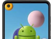 Samsung Galaxy A21 Android sürümü
