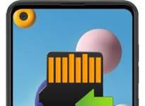 Samsung Galaxy A21 uygulamaları SD kartına taşıma