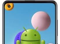 Samsung Galaxy A21s Android sürümü