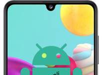 Samsung Galaxy A41 güvenli mod